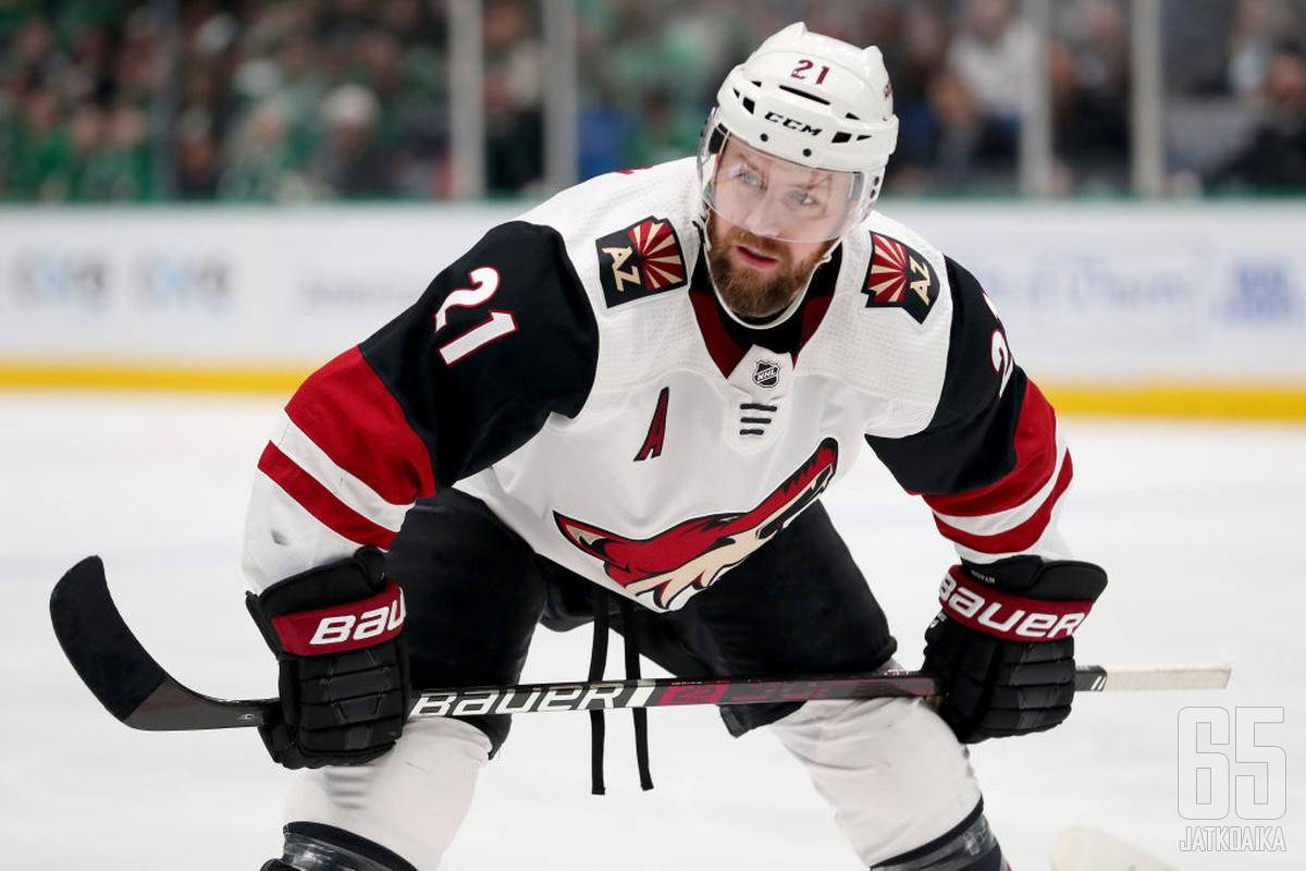 Derek Stepan hakee uutta vauhtia uralleen Ottawa Senatorsista.