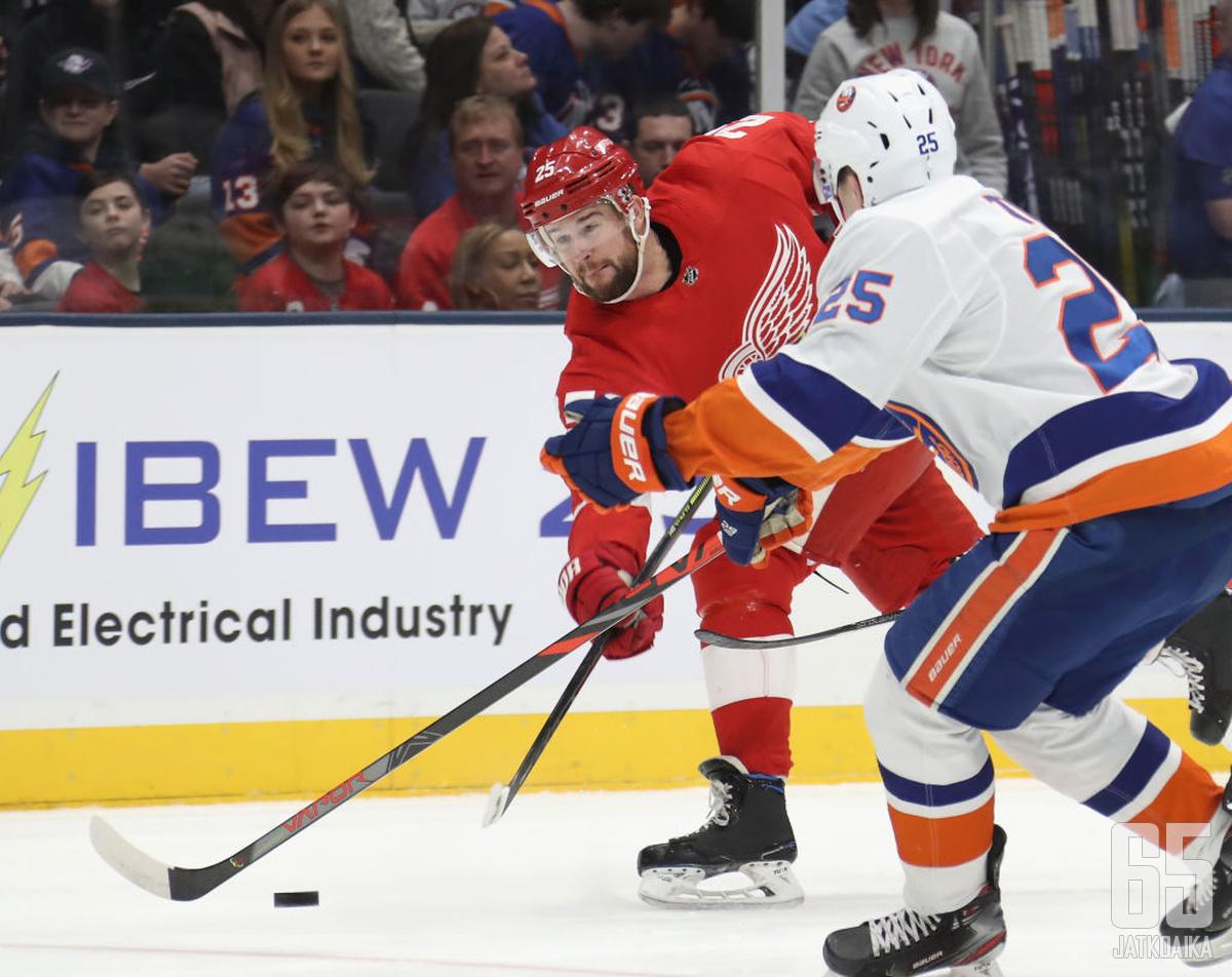 Mike Green tuo helpotusta loukkaantumisten runtelemaan Oilers-pakistoon.