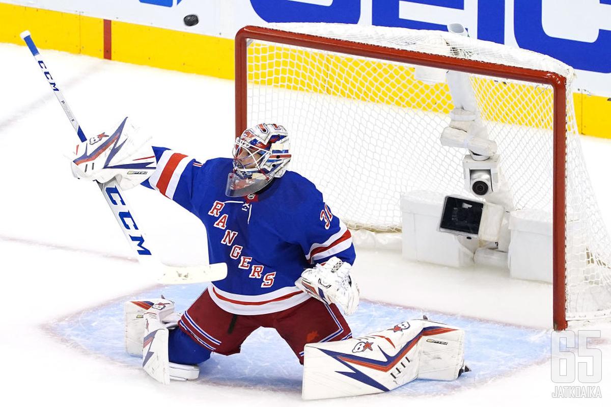 Igor Šestjorkinista odotetaan Rangersin seuraavaa maalivahtitähteä.