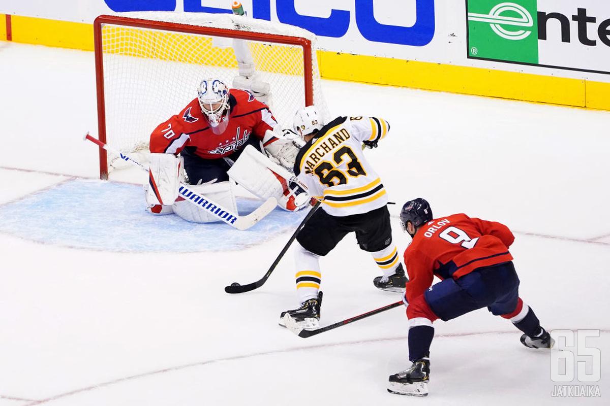 Boston Bruins aikoo vielä menestyä.
