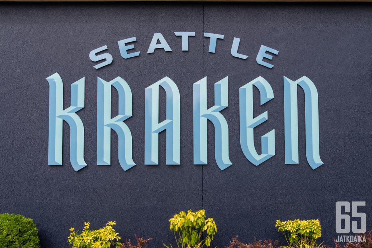 Seattle Krakenista tuli perjantaina virallisesti NHL:n 32. joukkue.