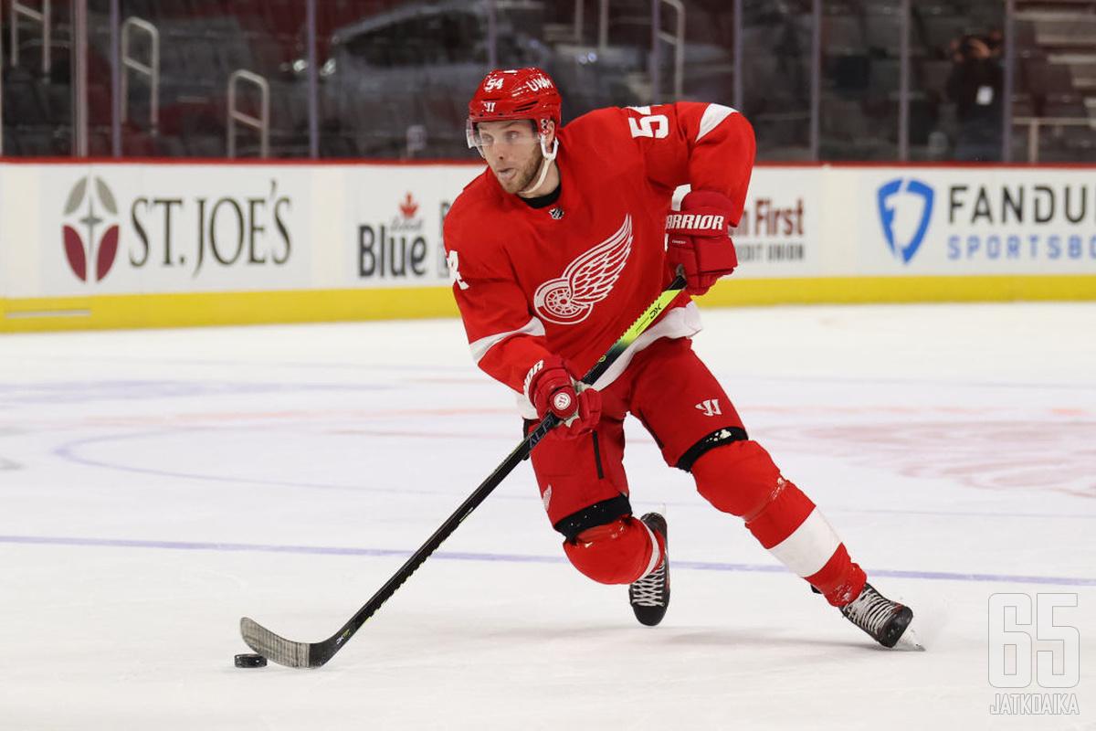 Ryan pelasi viime kaudella Red Wingsissä, mutta suoraa jatkosopimusta seuralta ei herunut.