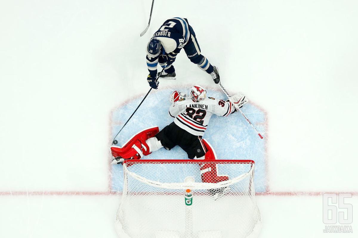 NHL:ään murtautunut Kevin Lankinen on yksi kirjaan haastatelluista.