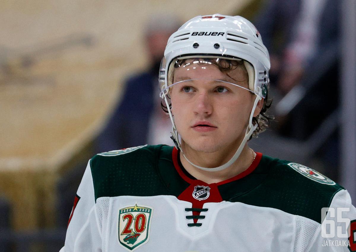 Minnesota Wildissa ollaan luottavaisia Kirill Kaprizovin jatkosopimuksesta, vaikka tilanne on ollut hankala läpi kesän.