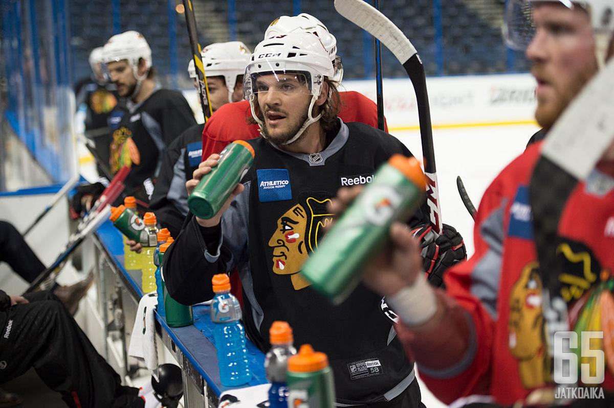 Daniel Carcillon NHL-ura päättyi neljä vuotta sitten.