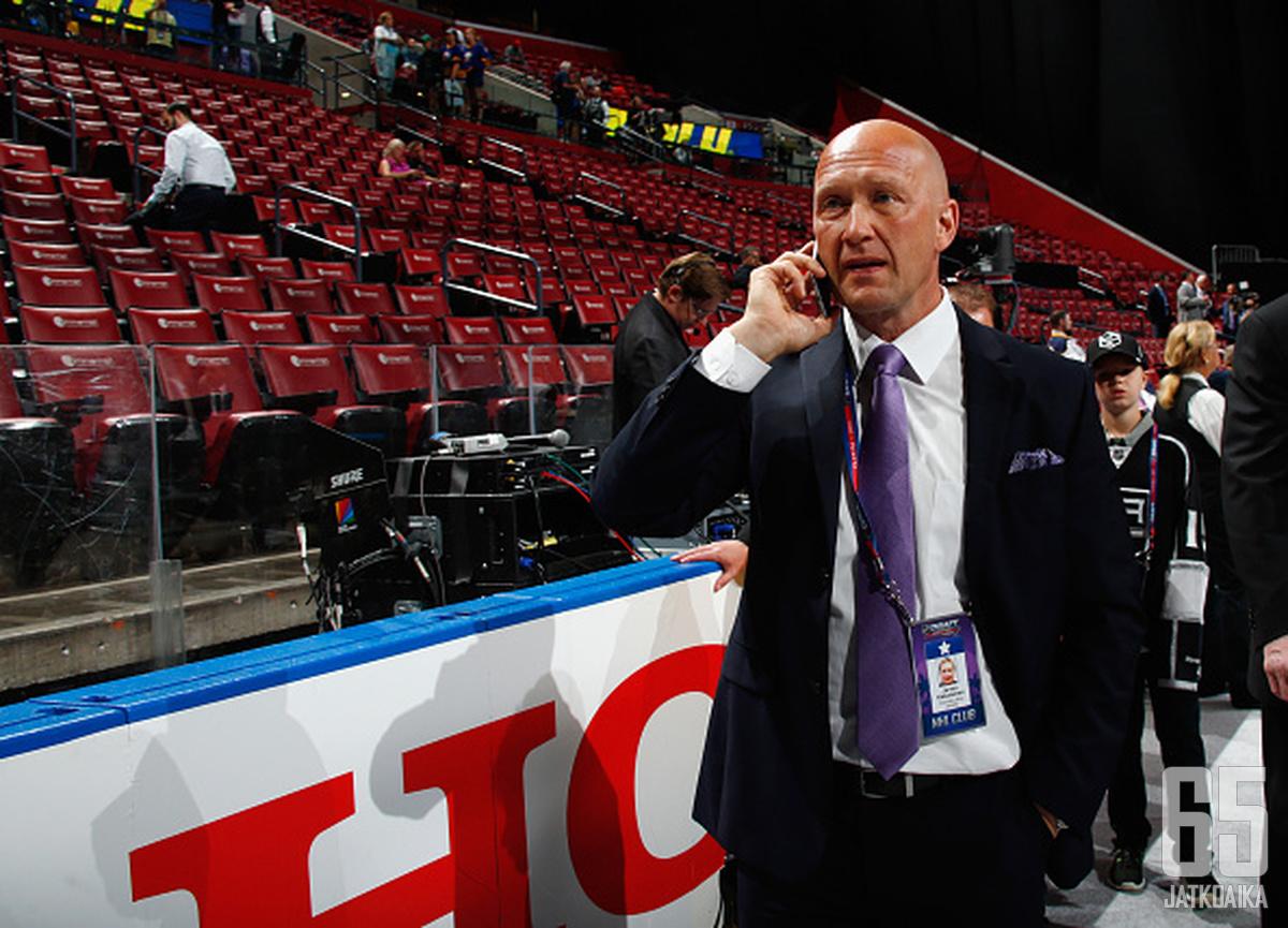 Columbus Blue Jacketsin toimitusjohtaja Jarmo Kekäläinen on saanut tarjouksia varaustilaisuuden kolmannesta varausvuorostaan.