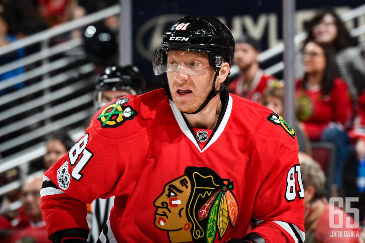 Marian Hossan tie NHL:ssä on tullut jo päätökseensä.