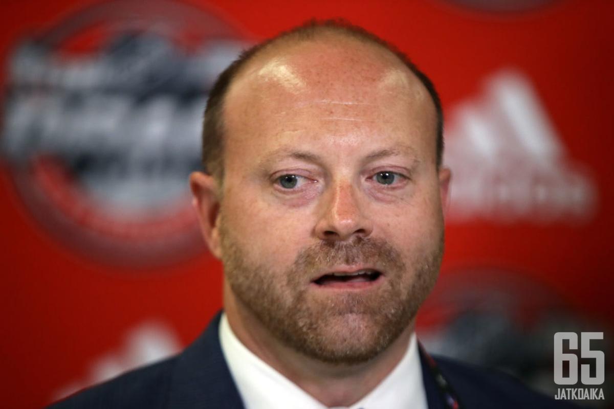Stan Bowman saa jatkaa Yhdysvaltain miesten jääkiekkojoukkueen kasaamista Pekingin olympialaisiin.