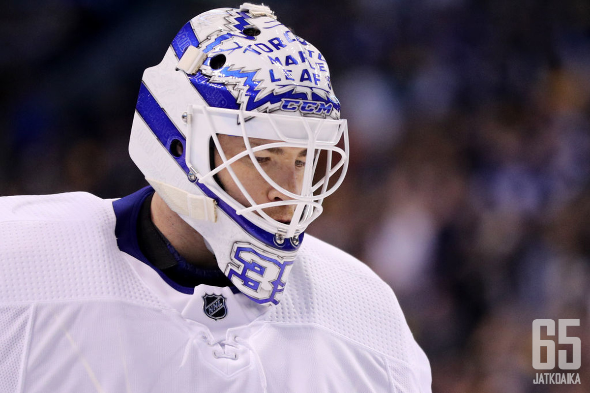 Curtis McElhinney aloittaa kauden näillä näkymin AHL:ssä.