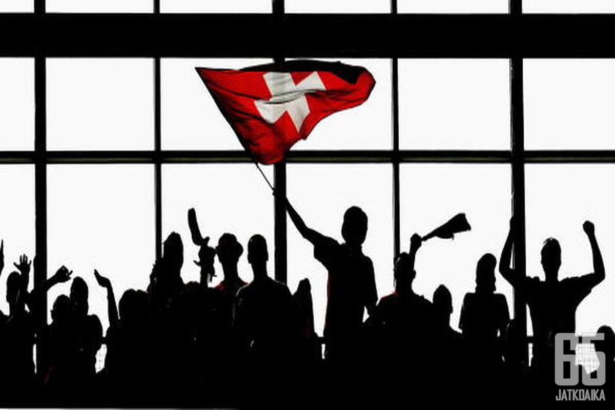 Mikä on sveitsiläiskiekkoilun suunta?