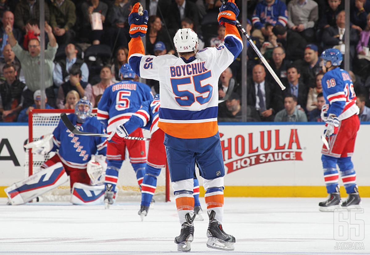 Islanders on viemässä pidemmän korren taistelussa New Yorkin herruudesta.