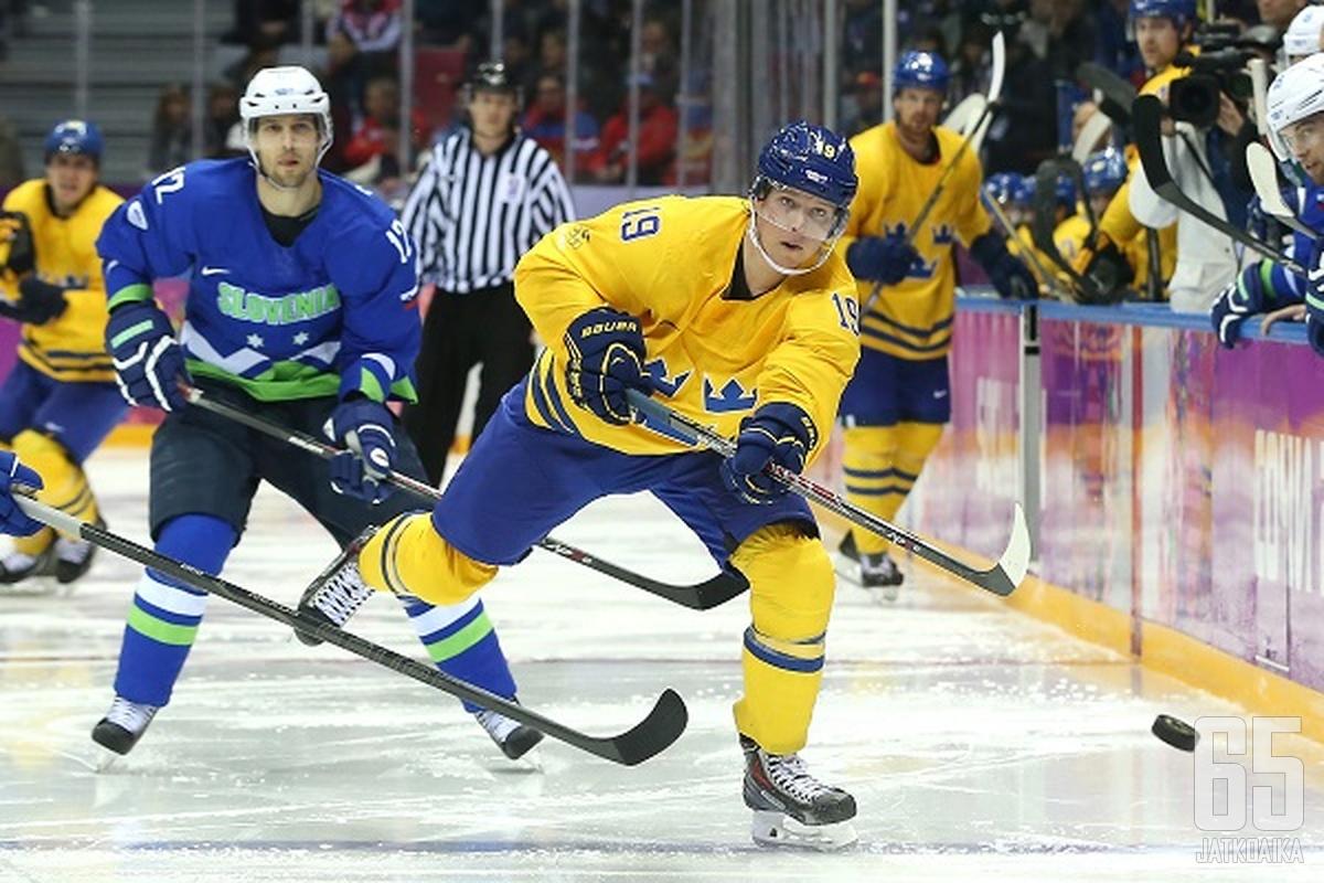 Bäckström joutui jäämään finaalista sivuun.