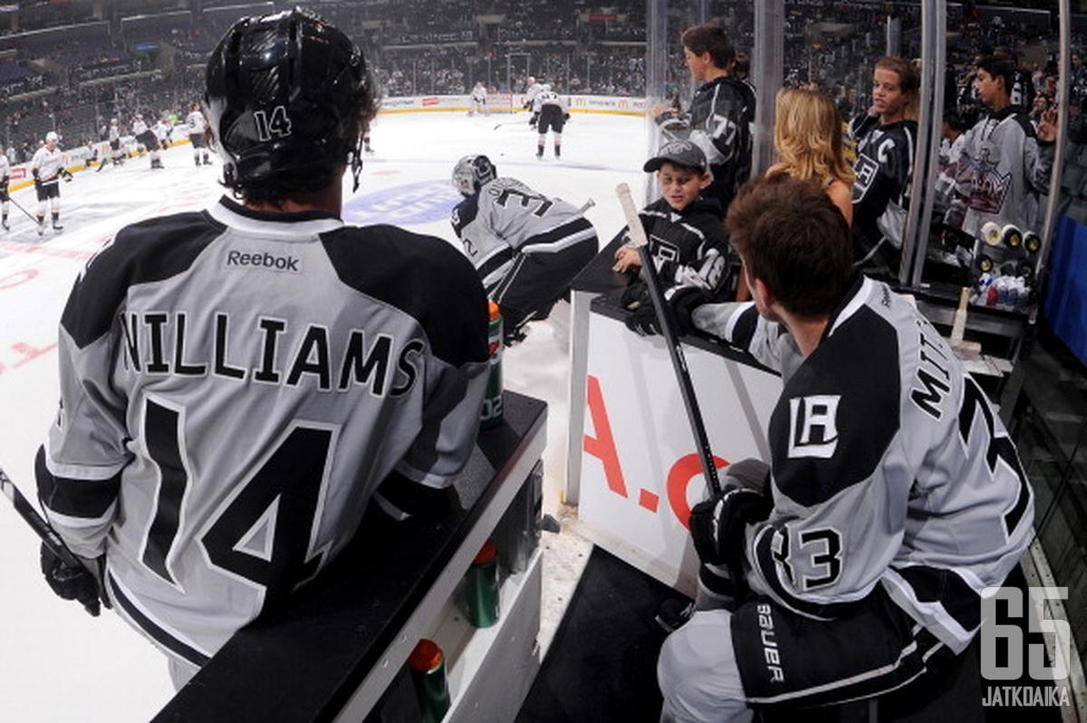 Los Angeles Kings oli kauden 2013-14 laukaisuhallinnaltaan NHL:n vahvin joukkue.