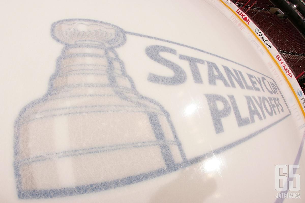 NHL:n pudotuspelit alkavat 15. huhtikuuta, mutta nyt pelataan vielä viimeinen runkosarjakierros.