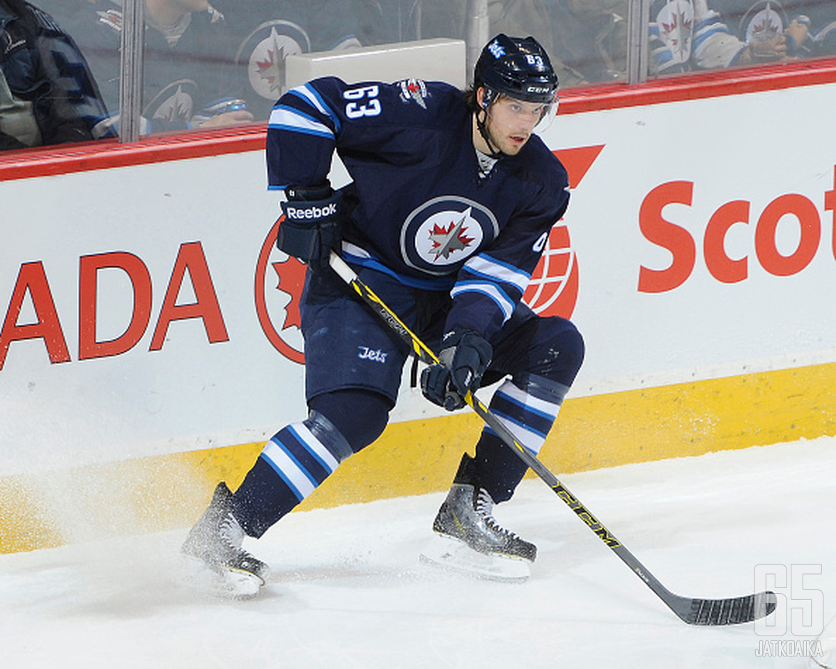 Chiarot vakiinnutti paikkansa NHL-jäillä.