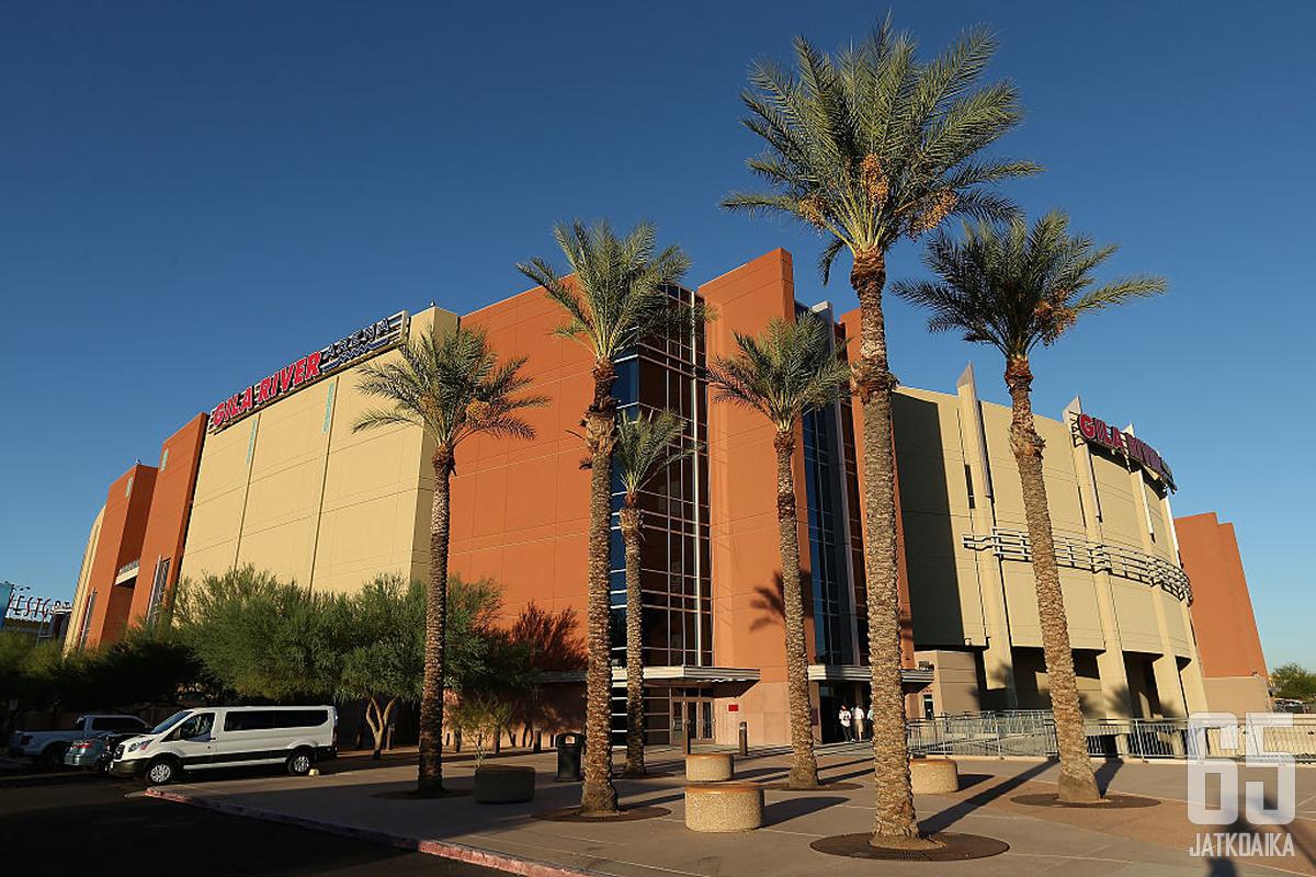 Arizona Coyotesin tulevaisuus on ollut useampaan kertaan hämärän peitossa.
