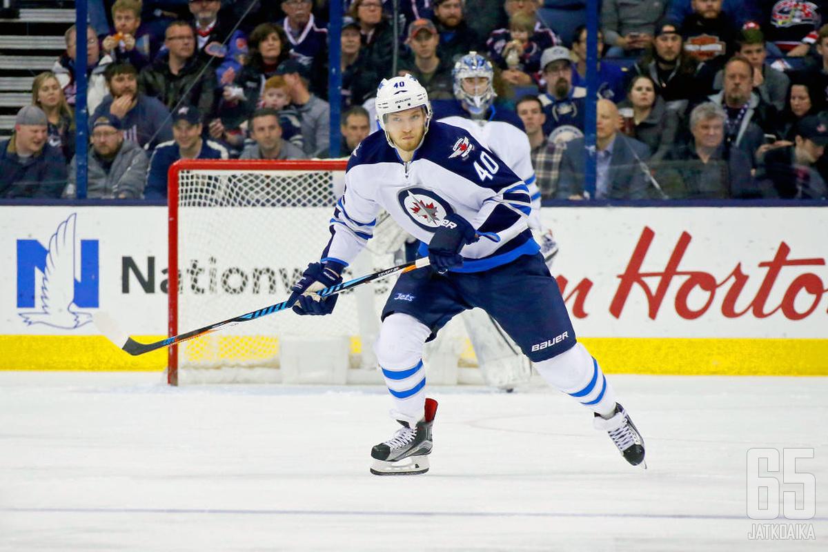Armian kausi oli hänen NHL-uransa paras.