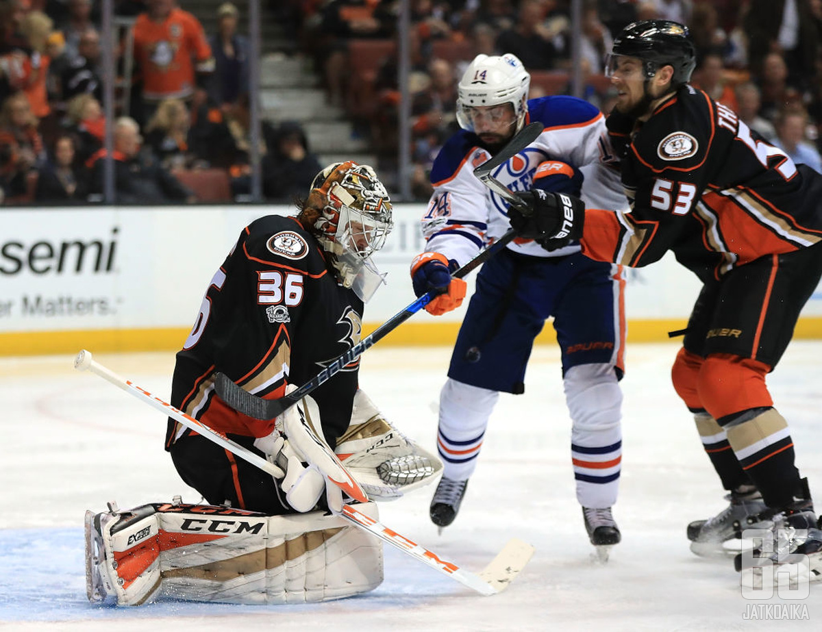 Jordan Eberle hakee uutta nostetta New York Islandersista.
