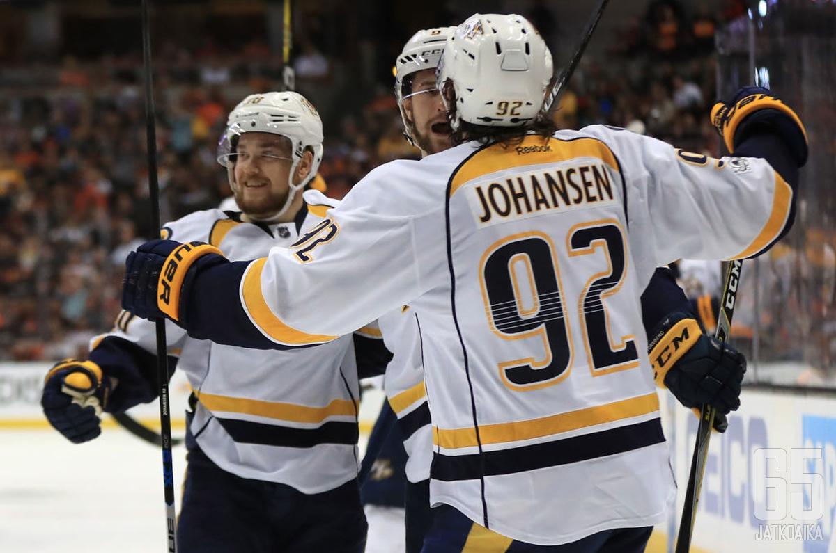 Jättisopimuksen myötä Johansenin tulosvastuu kasvaa entisestään.