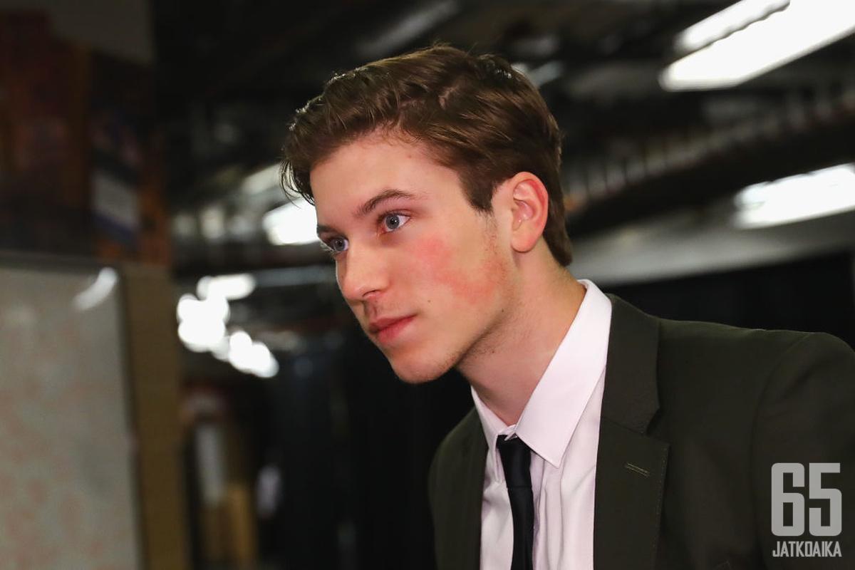 Patrick kaupattiin kesällä Golden Knightsiin Philadelphia Flyersista.