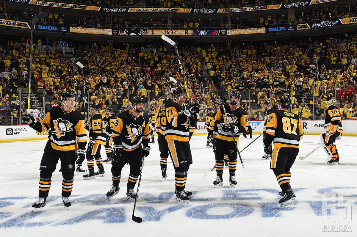 Penguinsin johto saa ruotsalaisosaamista.
