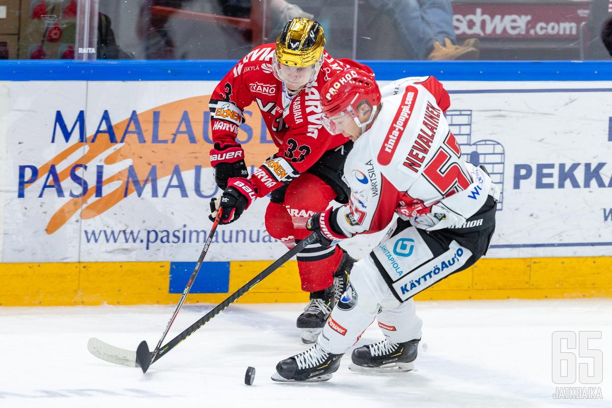 Sport oli nälkäisempi joukkue Jyväskylässä.