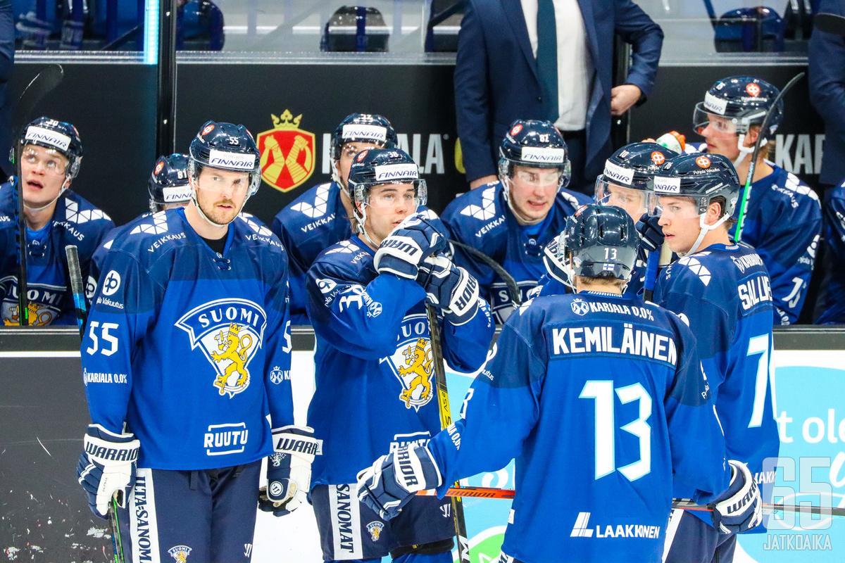 Riittävätkö Suomen keinot lohkovoittoon saakka?