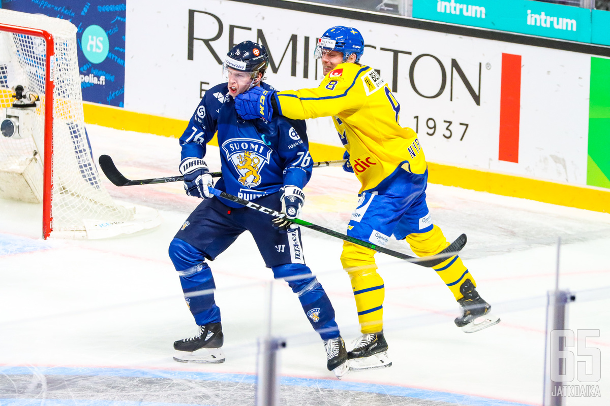 Suomen ja Ruotsin kohtaamiset aikojen saatossa ovat olleet todella fyysisiä.
