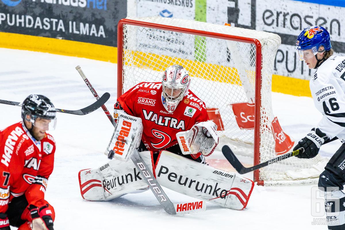 Markus Ruusun rooli on kasvanut kauden loppupuolella.