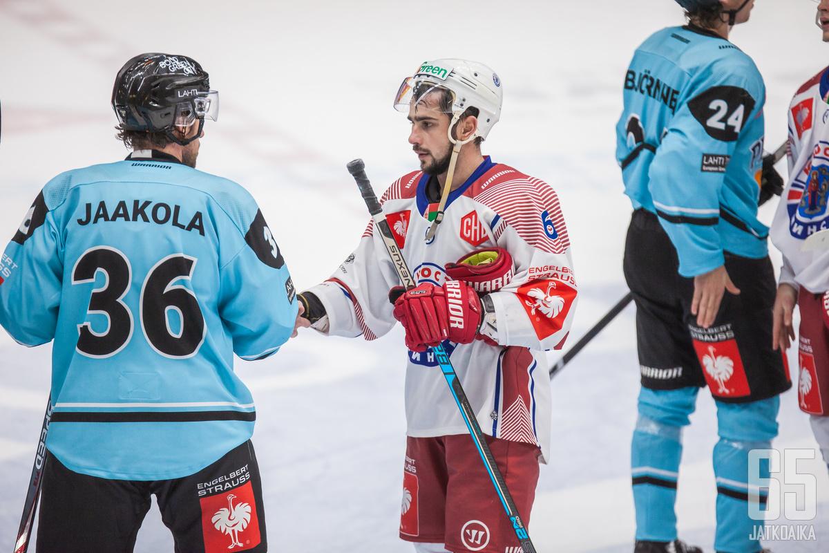 Junost Minsk ei pääsekään pelaamaan CHL:ää ensi kaudella.