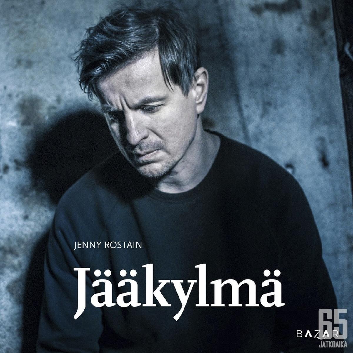 Jääkylmä on toinen Jenny Rostainin Tommi Kovasesta kirjoittama kirja.
