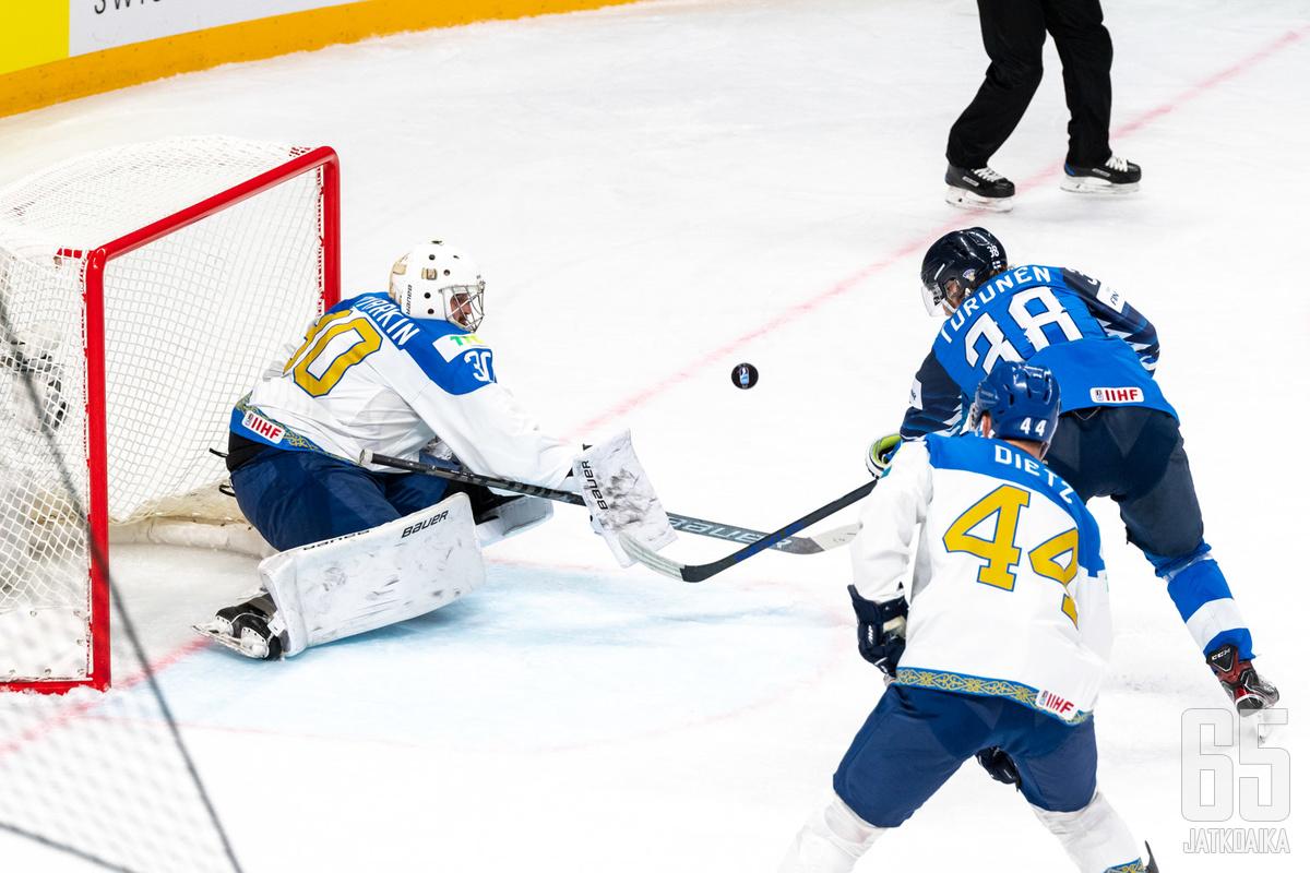 Bojarkin pelasi loistavat MM-kisat.