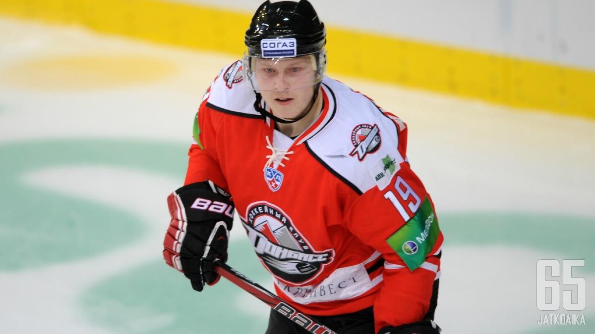 Tuomas Kiiskinen ei ole palaamassa Kuopioon myöskään ensi kaudella.