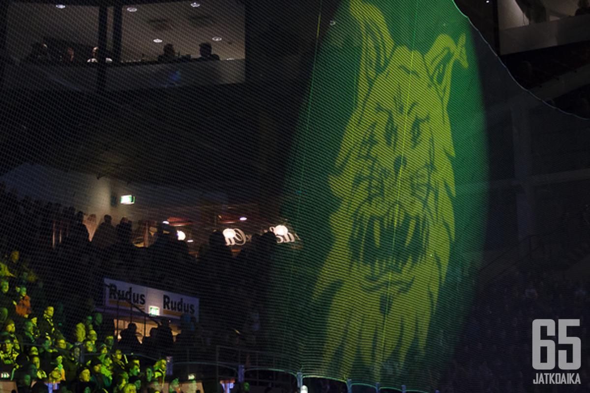 Jatkoajan toimitus arvosti Ilveksen logon Suomen hienoimmaksi.
