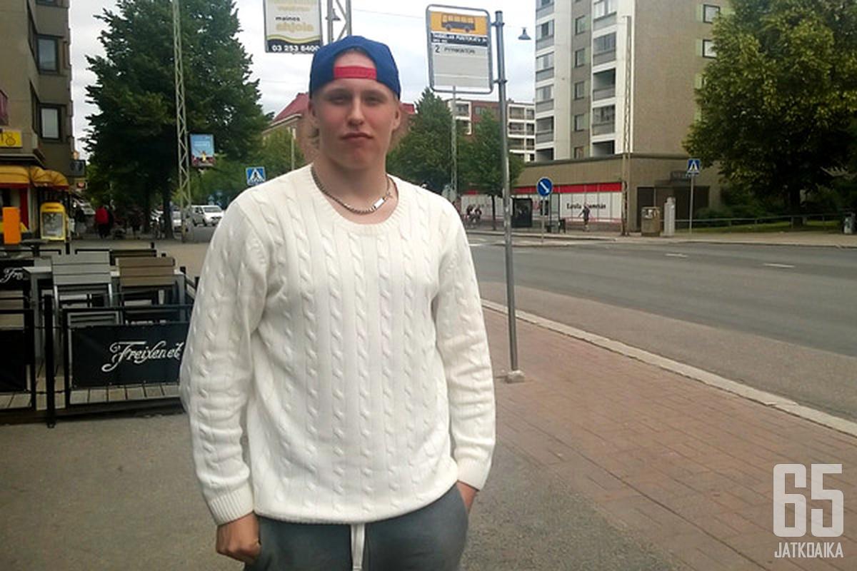 Patrik Lainetta on kuvailtu jopa lupaavimmaksi suomalaishyökkääjäksi sitten Teemu Selänteen.