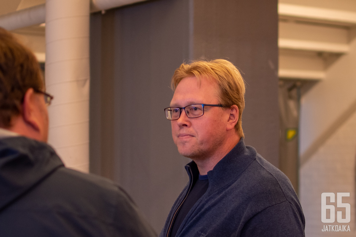 Timo Willman on nähnyt yhdeksän managerivuotensa aikana FPS:n nousut ja laskut.