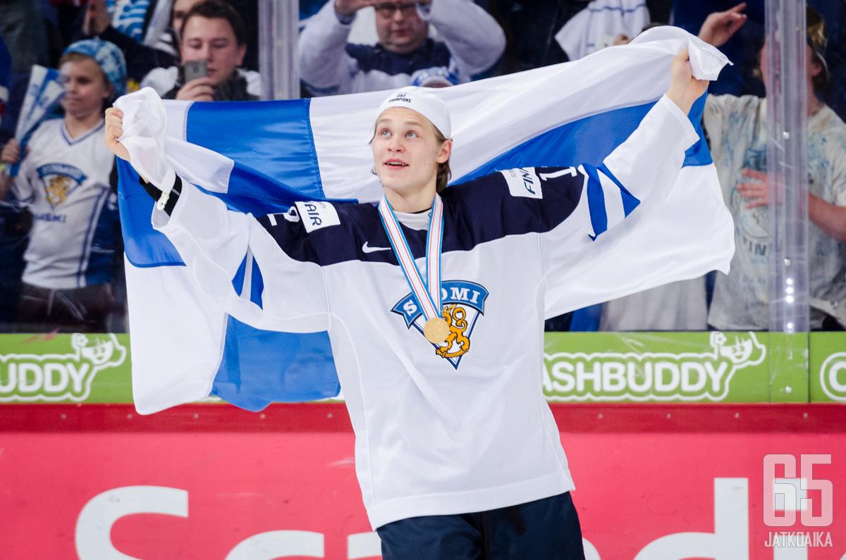 Viime kausi oli Björkqvistille menestys.
