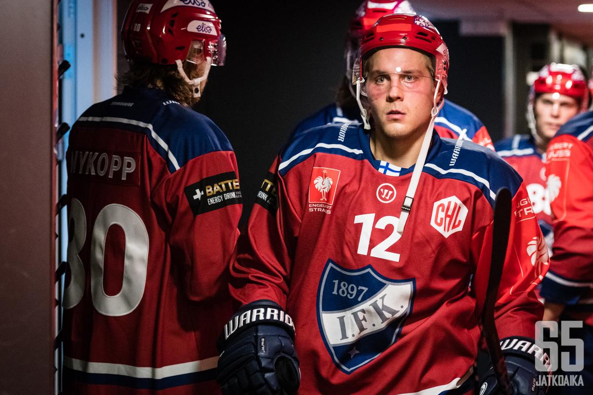Otteet CHL:ssä vetävät HIFK:n miesten mietteet syystäkin vakaviksi.