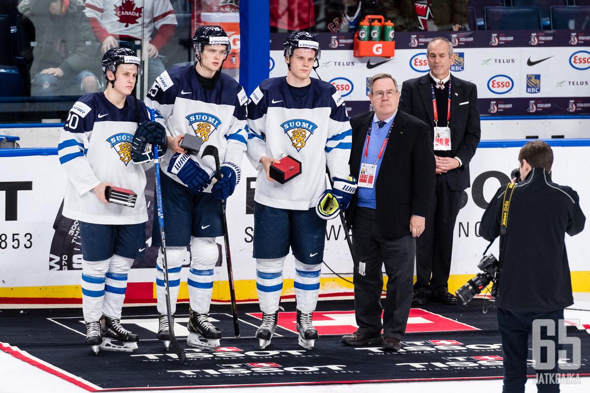 Palkinnot jäivät Suomen nuorille laihaksi lohduksi.