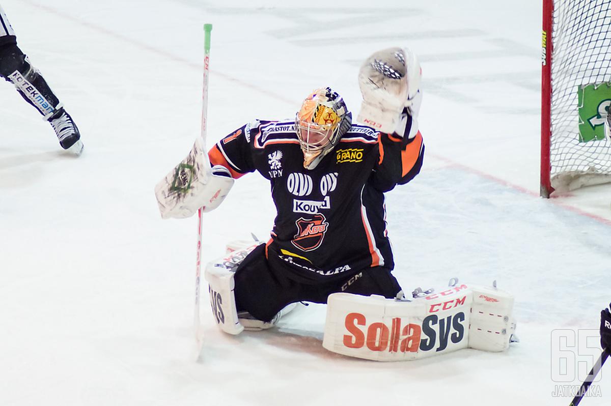 Järvenpää urakoi Isonmäen illassa nollapelin.