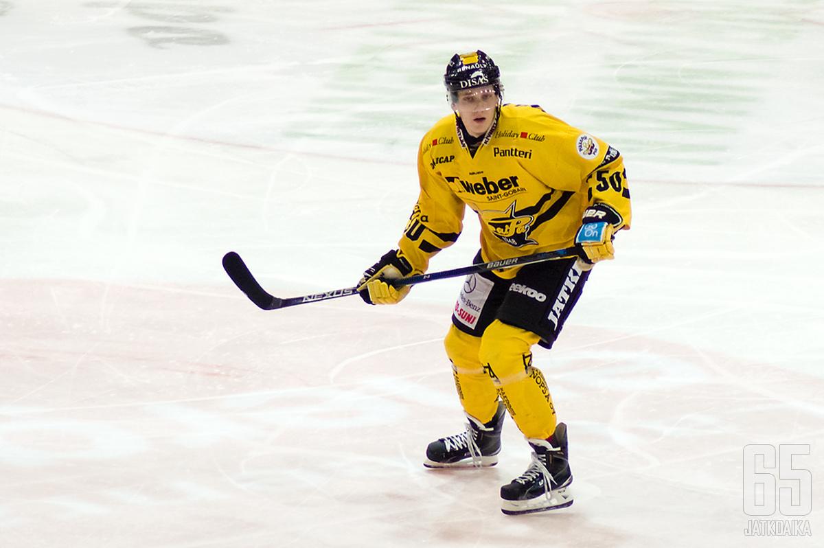 Riikola pelasi viimeiset neljä kautta Lappeenrannassa.