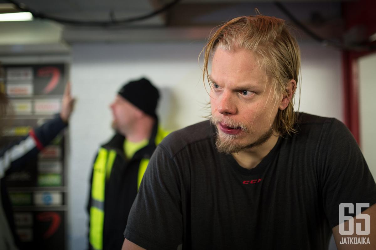 Vili Sopanen hääri ottelun ratkaisuhahmona.
