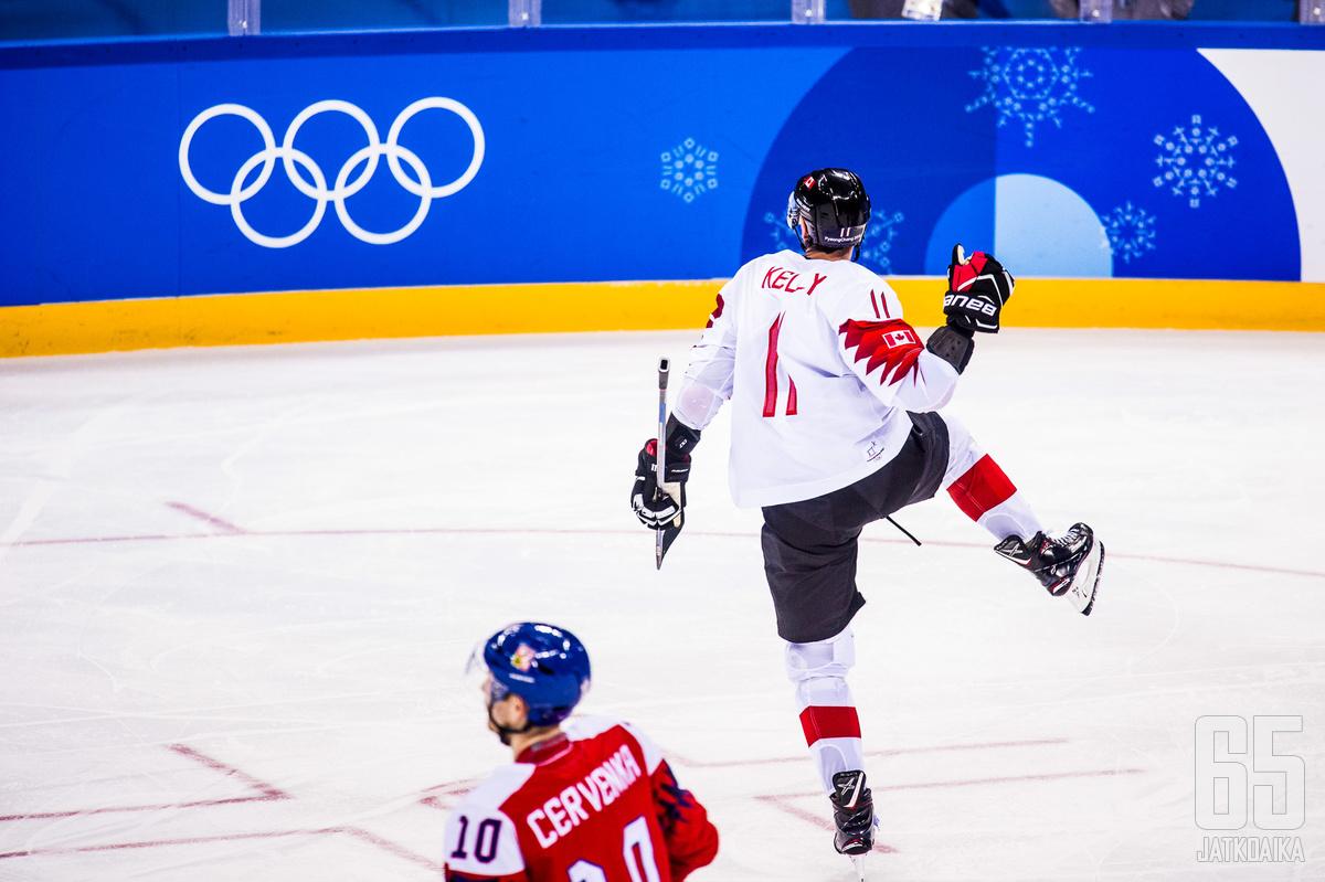 Ketkä lunastavat viimeiset paikat Pekingin miesten olympiakiekkoon?