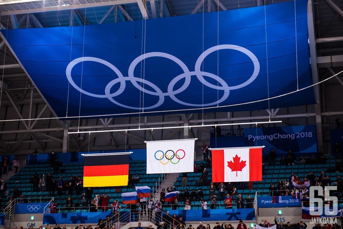 Venäjän olympiaurheilijat lähtee hallitsevana mestarina miesten turnaukseen.