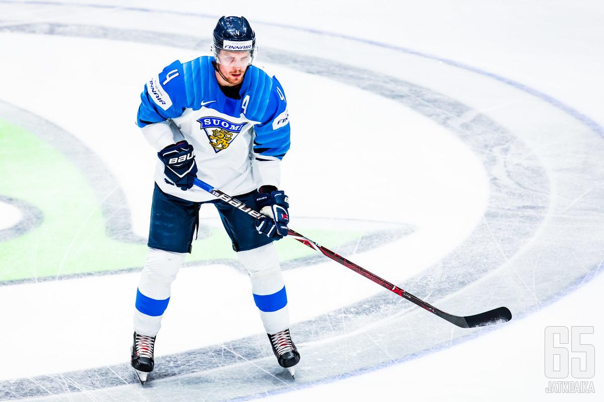 Mikko Lehtosen NHL-ura tuli tällä erää päätökseensä.