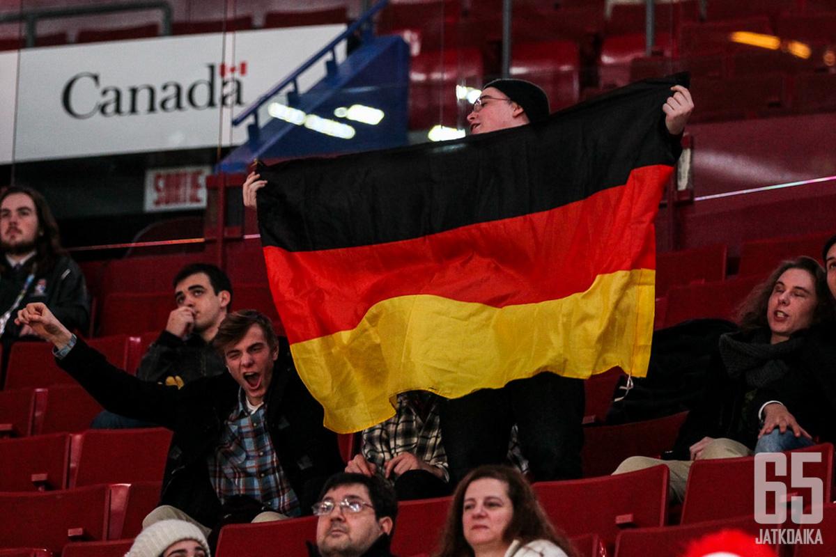 Saksa lähtee haastajana nuorten MM-kisoihin.