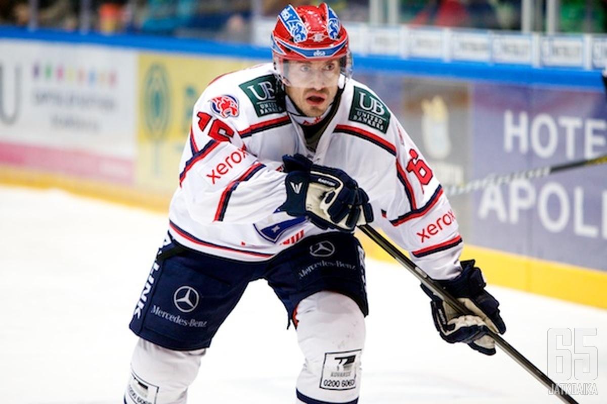 Läpi ottelun takuuvarmoin ottein pelanneen Ville Peltosen 1–0-maali jäi ottelun voitto-osumaksi.