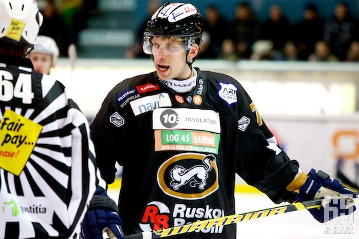 Boumedienne edusti pelaajaurallaan muun muassa Kärppiä.