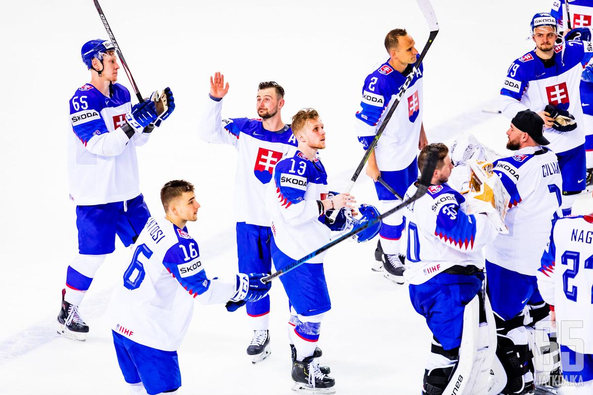 Slovakia on yksi viimeisen karsintavaiheen isäntäjoukkueista.