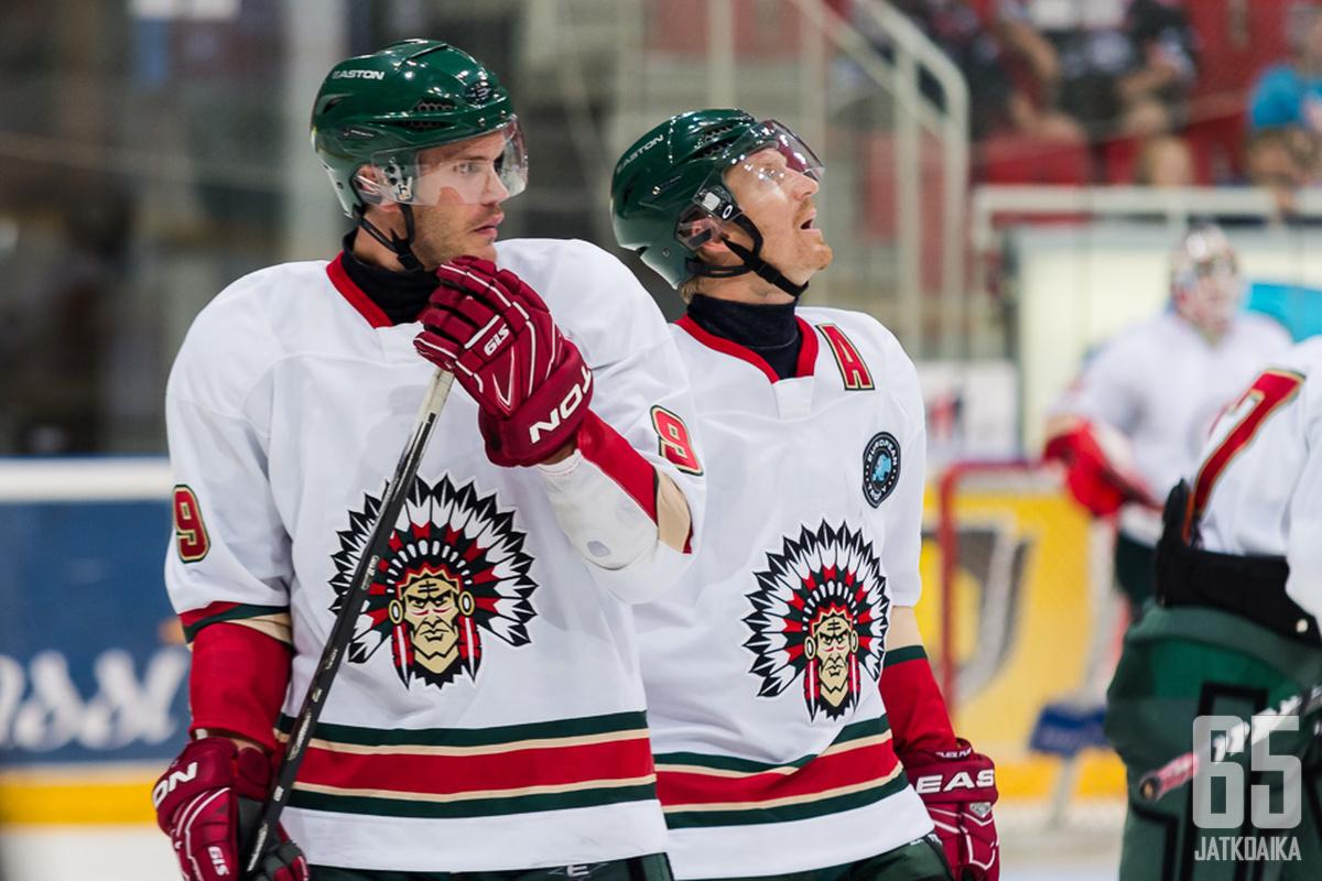 Frölunda Indians on SHL:n hallitseva mestari keväältä 2019.
